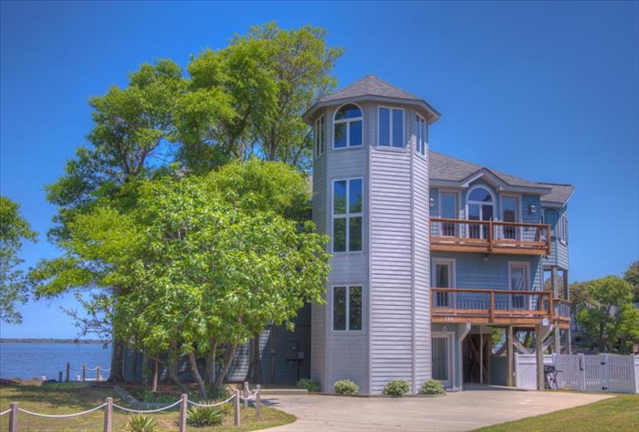Lighthouse Pointe Colington Harbor Vacation Rental Obx