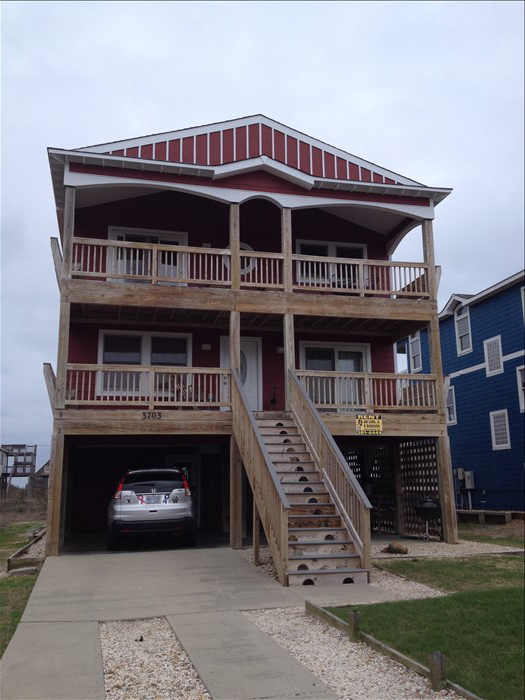 Beach Walkers Kitty Hawk Vacation Rental Obx Connection