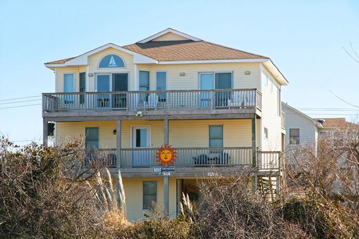 Walking On Sunshine Duck Vacation Rental Obx Connection