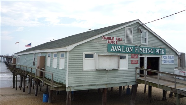 avalon fishing pier obx connection