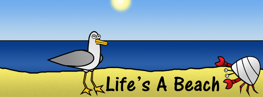 life 39 s a beach outer banks comic obx connection. Black Bedroom Furniture Sets. Home Design Ideas