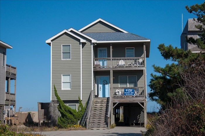 Ellington Cottage By The Sea South Nags Head Vacation Rental Obx Connection