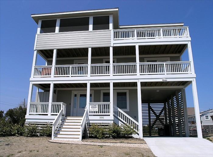 Whitecap Waze South Nags Head Vacation Rental Obx