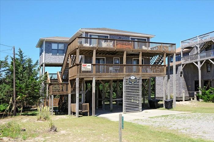 Kinnakeet Cottage Avon Vacation Rental Obx Connection